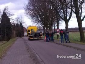 Ongeval Houtsweg Nederweert Eind