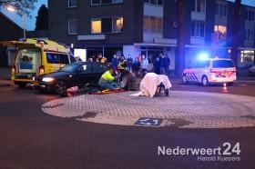 Ongeval Limburglaan Maasland Weert Fietser auto