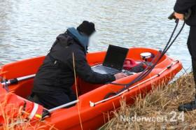 Sonarboot kanaal zoektocht Henk vierwind