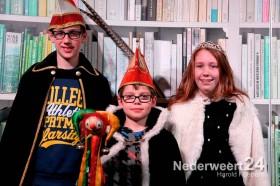 Prinsepaar Basisschool de Klimop Nederweert 962014-01-08