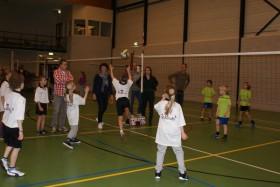 Volleybaltoernooi basisscholen