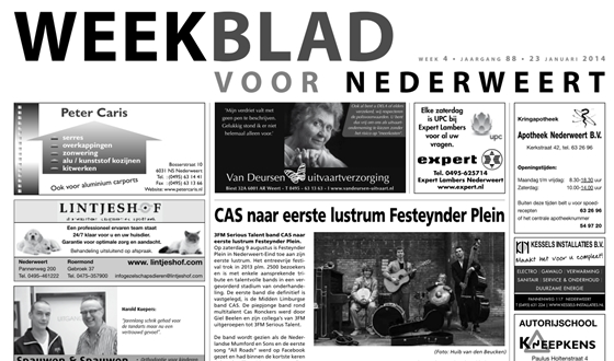 Weekblad nr 4