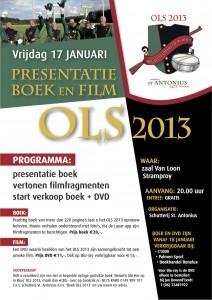 ols 2013 boek en film presentatie