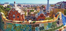 parc-guell Barcelona