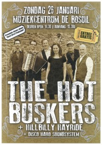 poster hot buskers