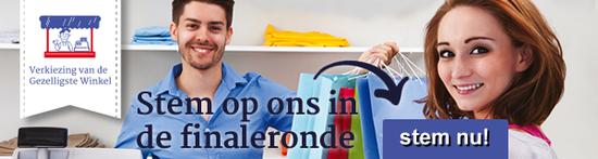 tem gezelligste winkel nederland