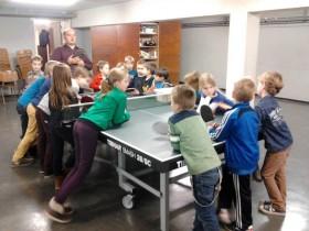 Basisscholenkampioenschap tafeltennis Nederweert