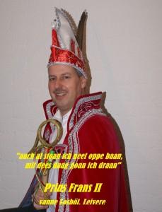Frans II Losbol Leveroy
