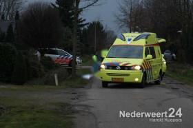 Man overleden sint sebastiaanskapelstraat Weert na val uit boom