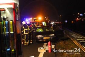 Ongeval A2 bij oprit Kelpen-Oler