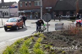 Ongeval fietser Roermondseweg Weert