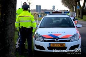 Politie controle Nederweert