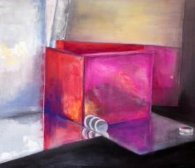 Schilderij Marianne Rijvers