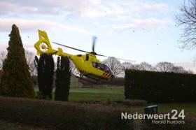 Kind gewond in woning Meijelsedijk 179 Ospeldijk