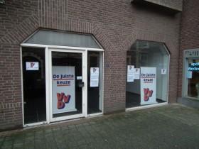 VVD campagnehuis Nederweert