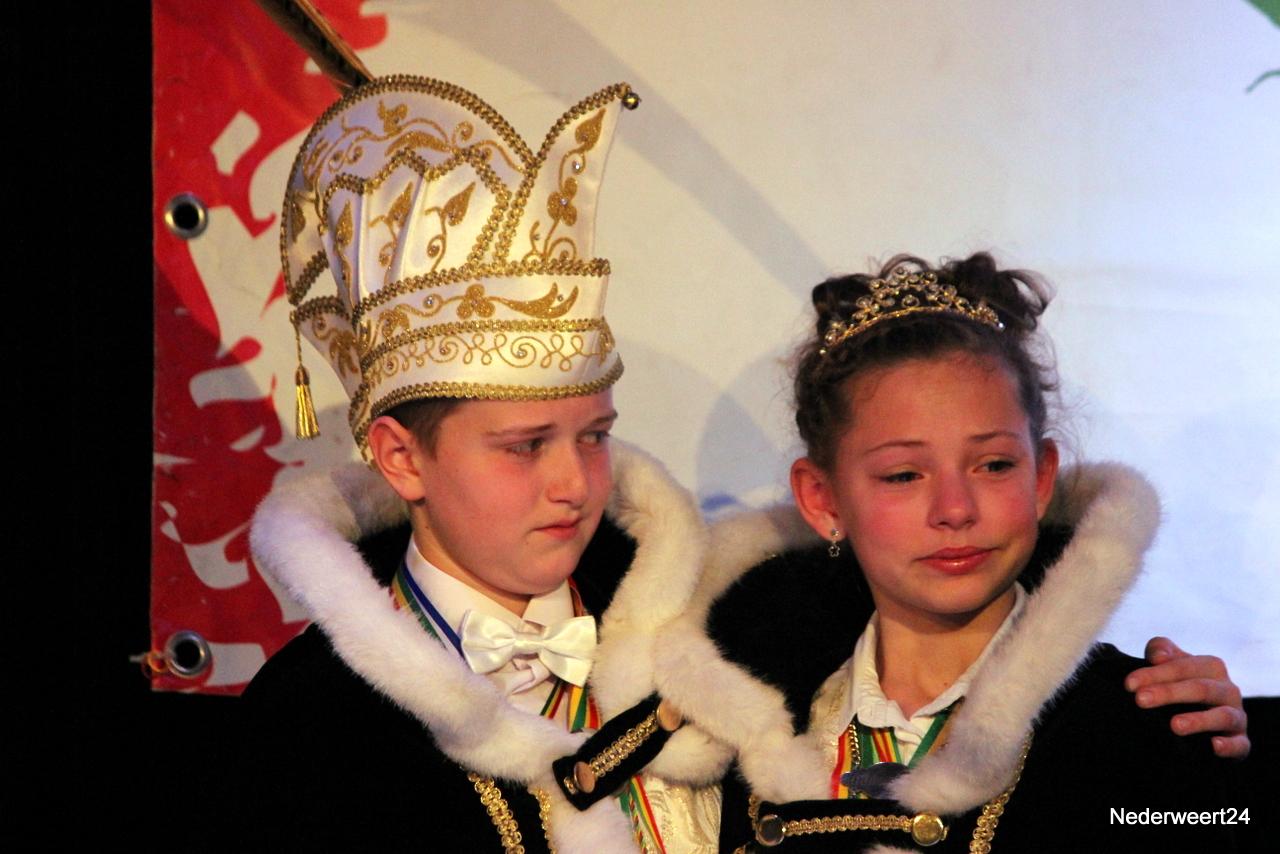 Abdicatie Prins Tim I en Prinses Charlotte