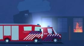 Brandweer animatie