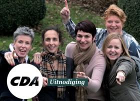 CDA power vrouwen