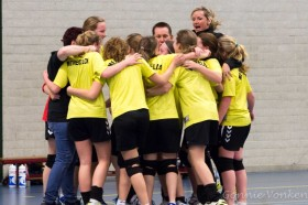 Dames C van HV Merefeldia kampioen3