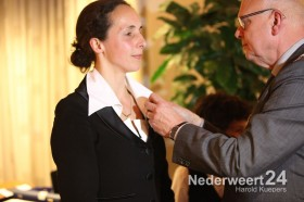 Koninklijke onderscheiding voor Josephien Tullemans-Geuns uit Ospel