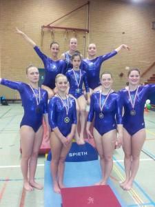 Limburgs Kampioenschap Turnen2