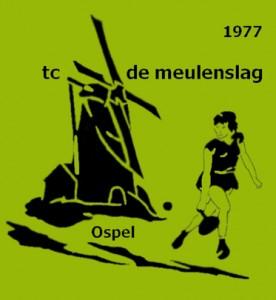Logo TC De Meulenslag Ospel