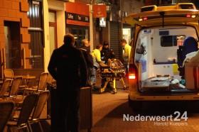 Woningbrand Biemansstraat 9 in Weert