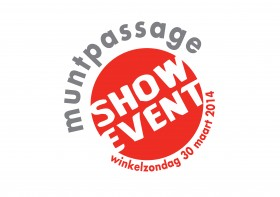 Muntpassage Showevent logo 2 Show Event