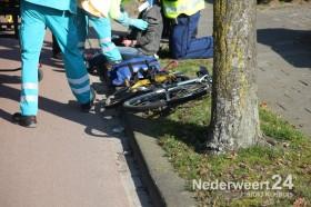 Ongeval fietser Maaseikerweg Weert