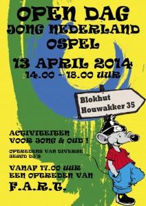 Open dag Jong Nederland Ospel