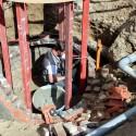 Reconstructie Kerkstraat en oude waterput