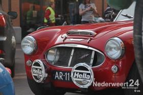 Start van Horne Rallye Weert 2014