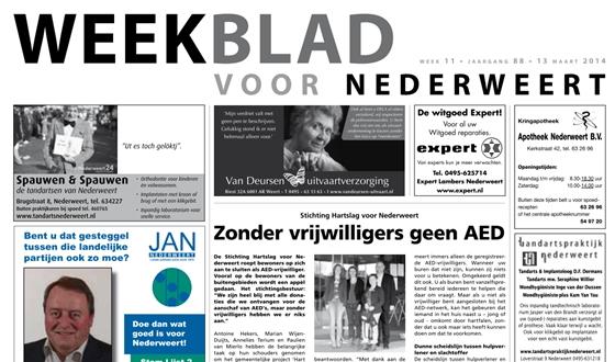 Weekblad nr 11