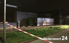 2014-04-03 Steekincident Herenstraat Weert (1)