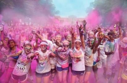 Color Run Weert