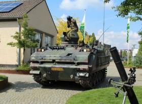 Defensie tank citaverde