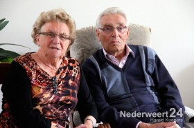 Echtpaar Briels-Gubbels uit Nederweert 60 jaar getrouwd