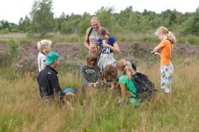 Fotoworkshop voor kinderen Groote Peel
