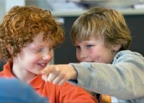 Gezonde School kids