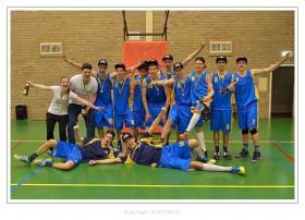 Jumping Giants - U18 - Kampioenswedstrijd 2014