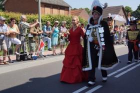 Koningspaar St Lucie