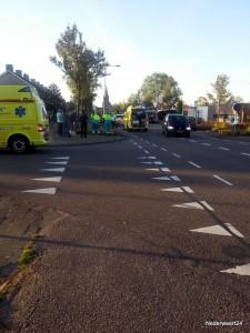 Ongeval Lindenstraat-Populierenstraat
