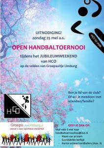 Open Handbal Toernooi Ospel