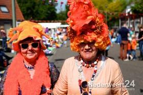 Oranjemarkt Budschop