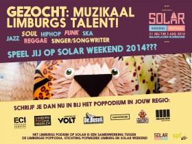 Poster Solar FB