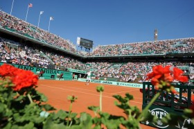 Roland Garros in Parijs