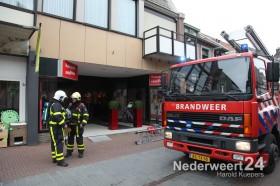 Schoorsteenbrand Beekstraat Weert