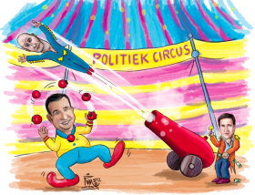 politiekcircus Rim Beckers