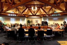 Installatie nieuwe wethouders in Nederweert