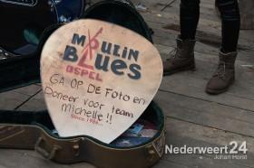 Moulin Blues Ospel het goede doel